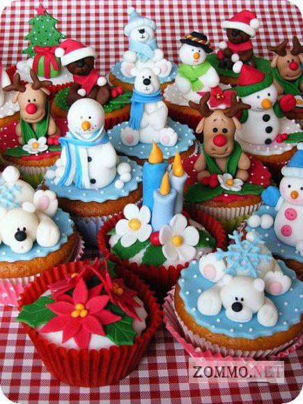 20 лучших идей приготовления новогодних сладостей