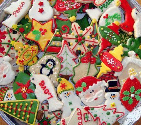20 лучших идей для новогодних сладостей