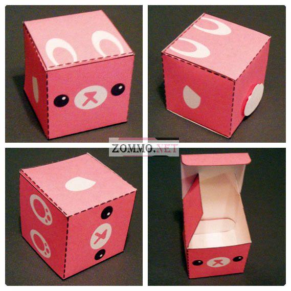 Своими руками мини коробочка