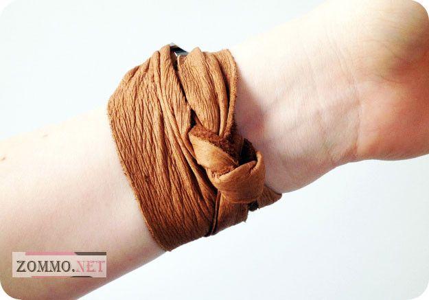 Ремешок для часов своими руками: простые идеи для лета