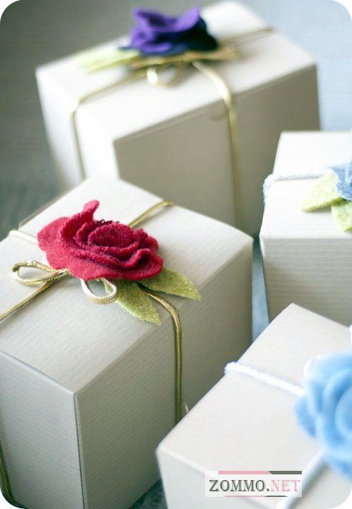 новогодние упаковки для конфет