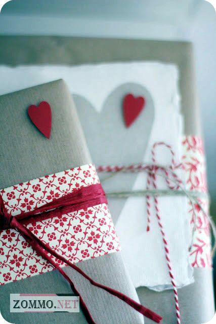 упаковки на день влюбленных