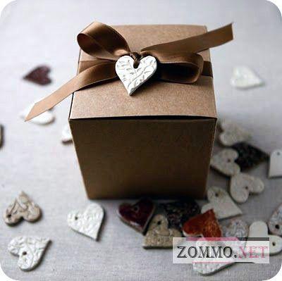 упаковка с сердечками