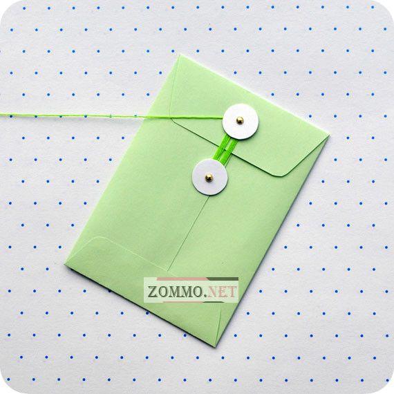 Подарочный конверт своими руками урок