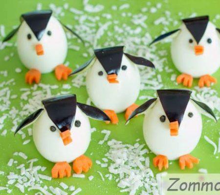 яичные пингвины
