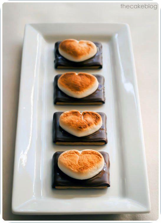 Сырники в виде сердечек
