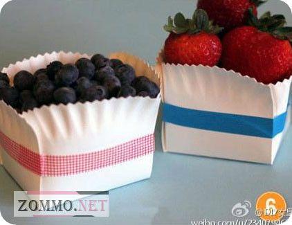 коробочка для фруктов