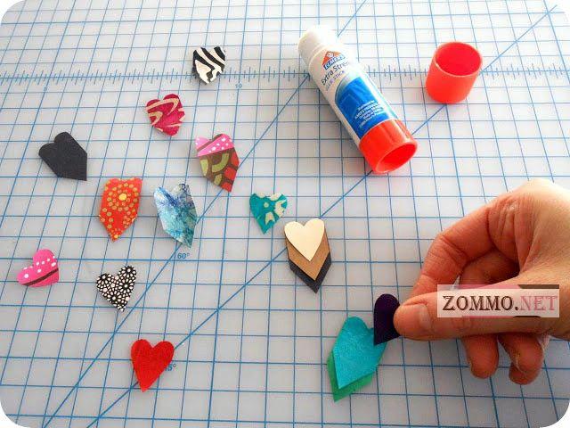 Как сделать поздравительную открытку из кожи своими руками