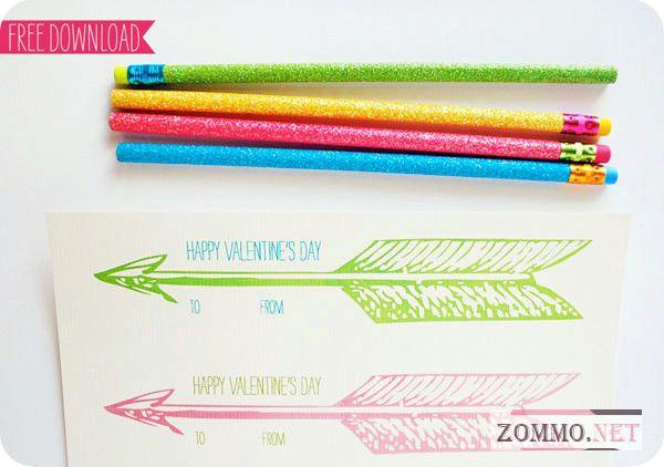 упаковка для карандаша
