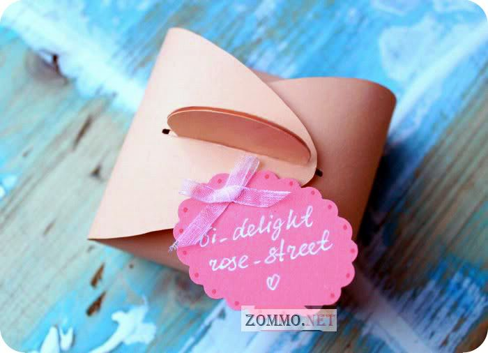 Коробочка для конфет