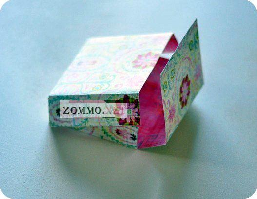 коробочки для подарков на День святого Валентина