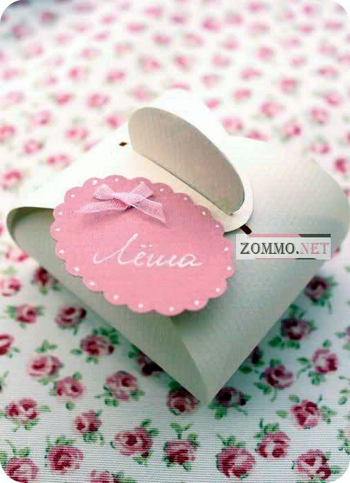 Коробочки для конфет и сладостей
