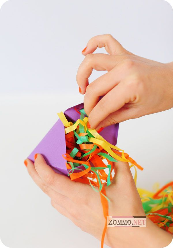 Коробочка для сувениров