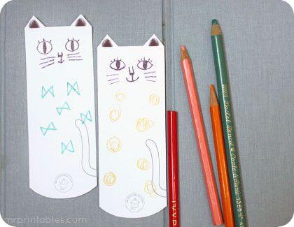 Закладки - кошки