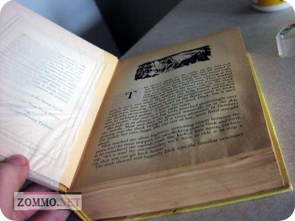 Открываем старую книгу для модинга