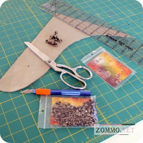 Материалы для создания браслета с застежкой