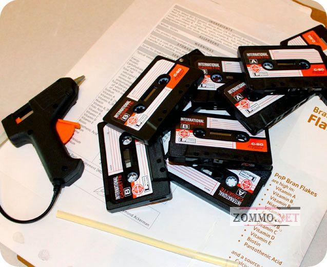 Инструменты и материалы для изготовления подставки под карандаши