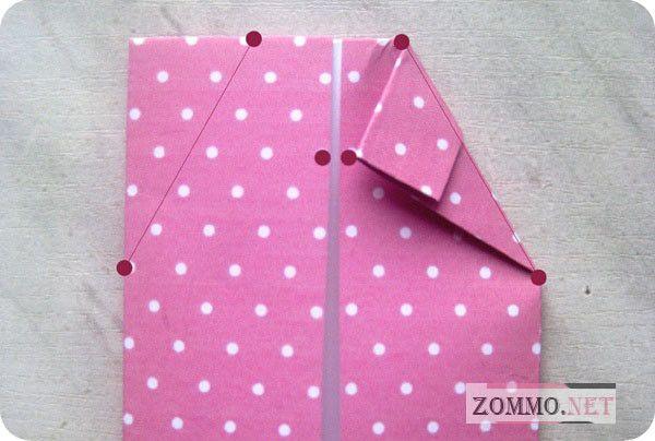 Как сделать легкую открытку своими руками из бумаги