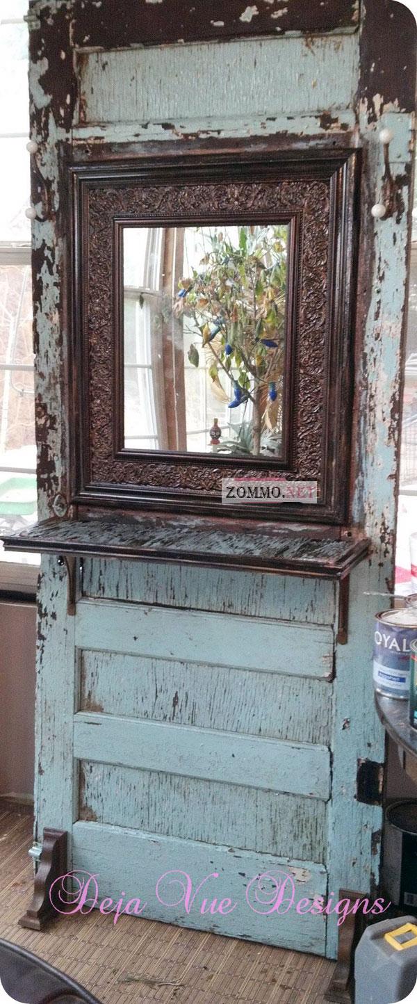 30 идей по использованию старых окон