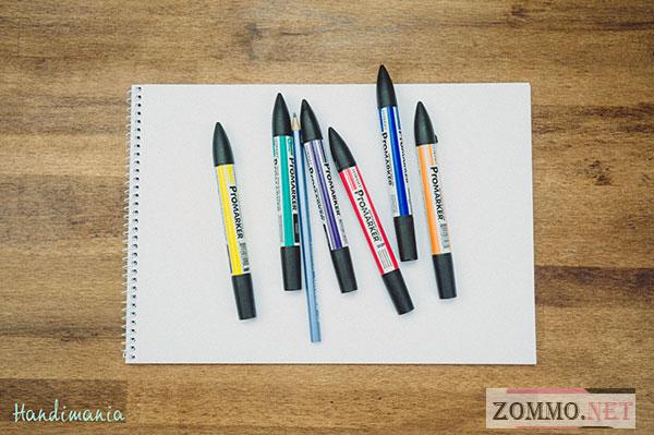 Материалы и инструменты для рисования