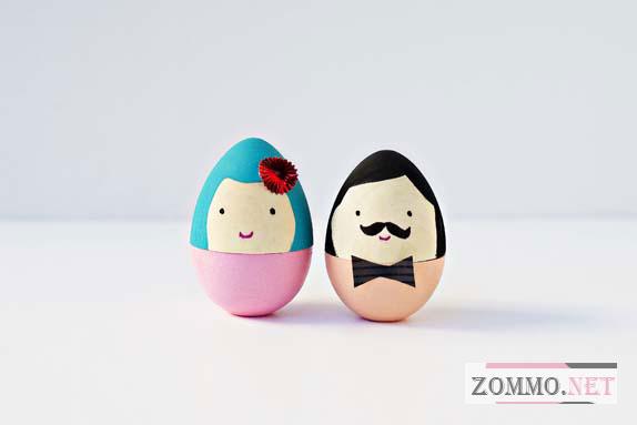 Мистер и Миссис яйцо