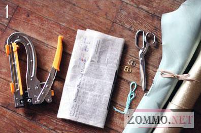 Инструменты и материалы для создания тонкого ремня