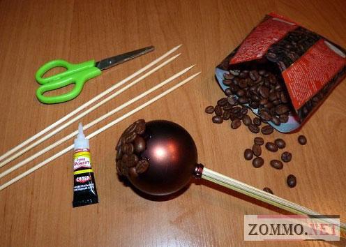 Как сделать кофейное дерево счастья