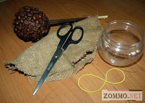 Горшочек для кофейного дерева