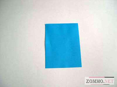 Лист А4 для создания кораблика из бумаги