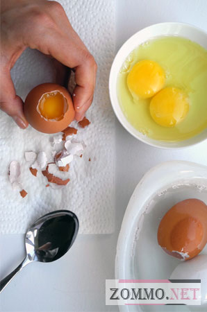 Делаем пасхальное яйцо