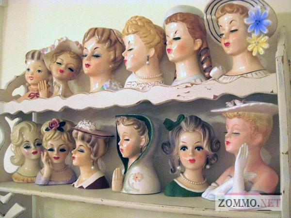 Коллекция париков