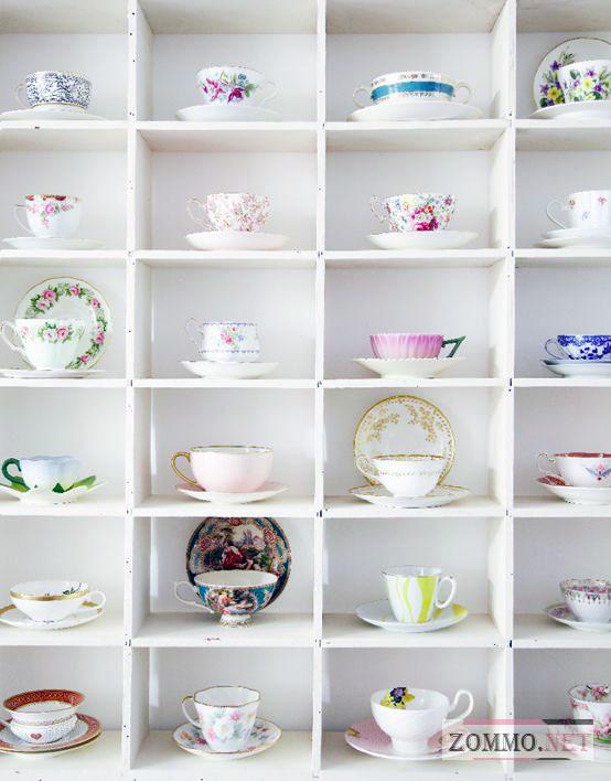 Коллекция чашек
