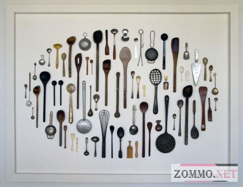 Коллекция кухонных приборов
