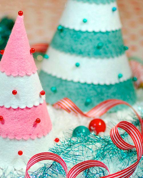 Новогодняя елка мастер класс