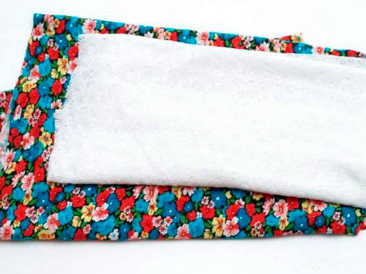 Ткань для шарфа
