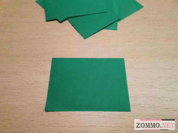 Резаные кусочки бумаги