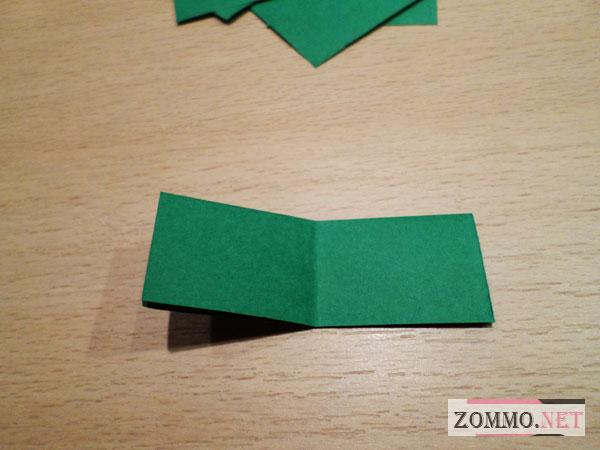 Согнутая бумага