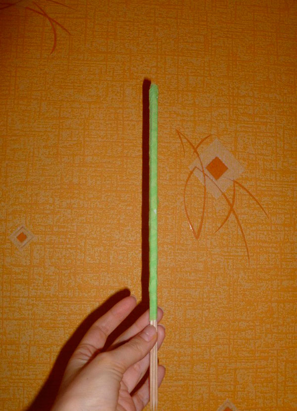 Зеленые шпажки