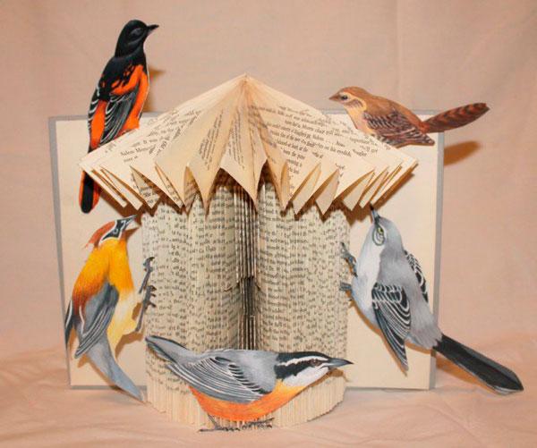 Птицы в книге