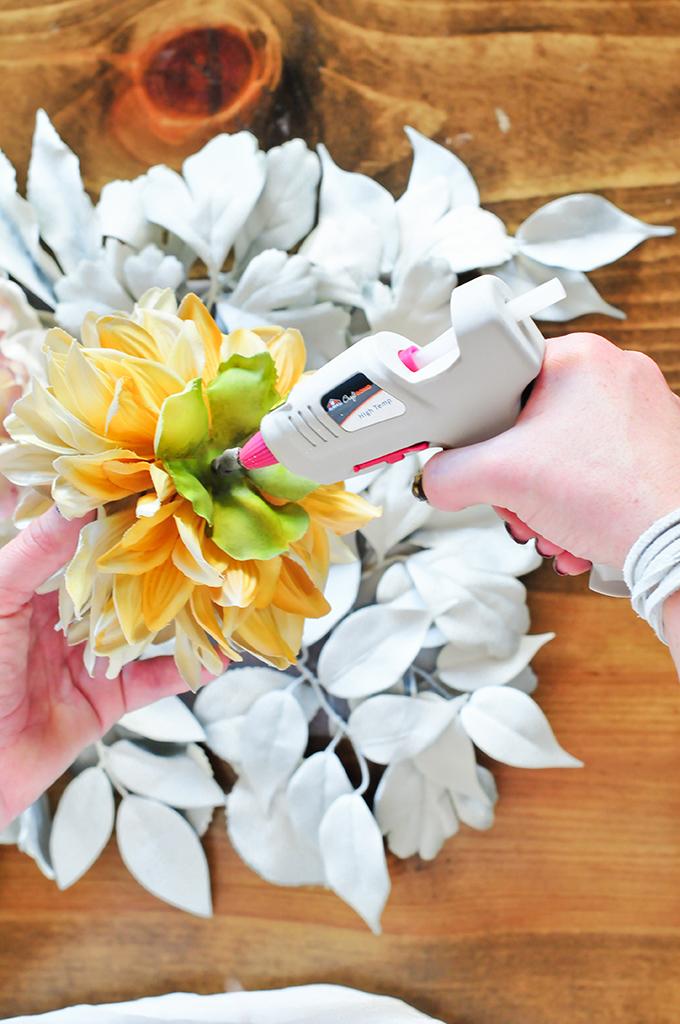 цветочная дорожка для стола 9