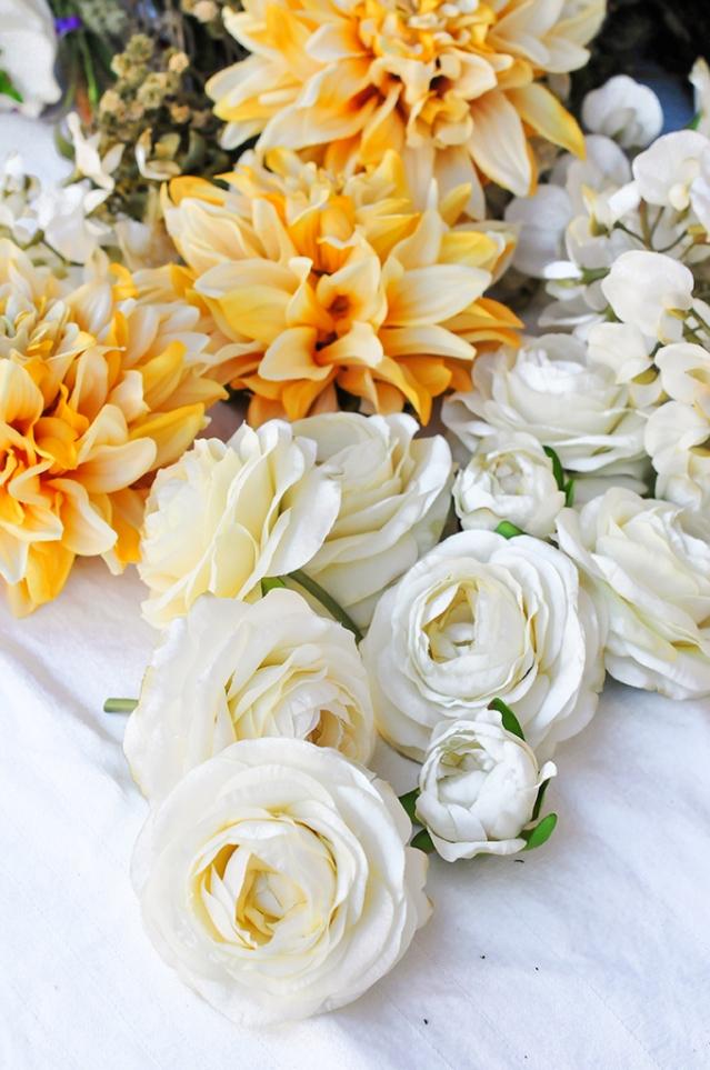 цветочная дорожка для стола 8