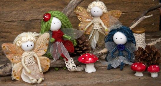 Куклы-феи своими руками