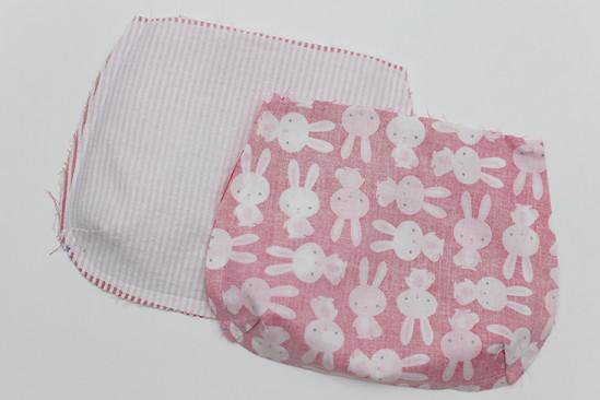 Детская сумочка в виде кролика 16