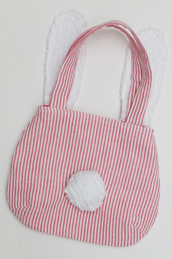 Детская сумочка в виде кролика 23