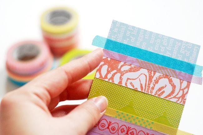 Красочный бордюр для макетов в технике скрапбукинг-6