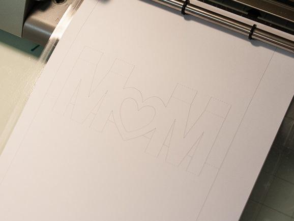 печать объемной открытки