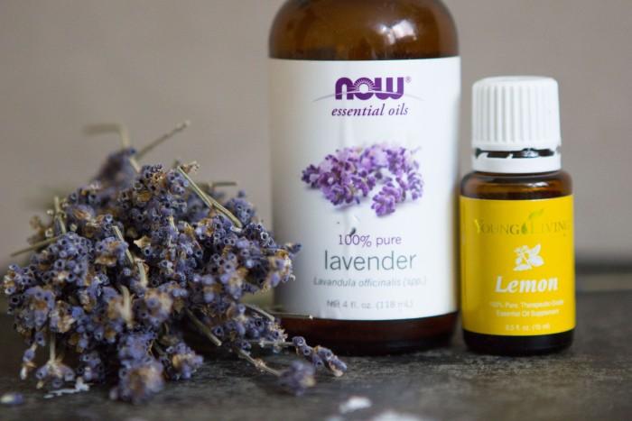 Лавандовое мыло - добавляем эфирные масла