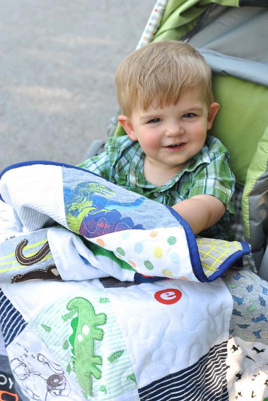 детское лоскутное одеяло своими руками