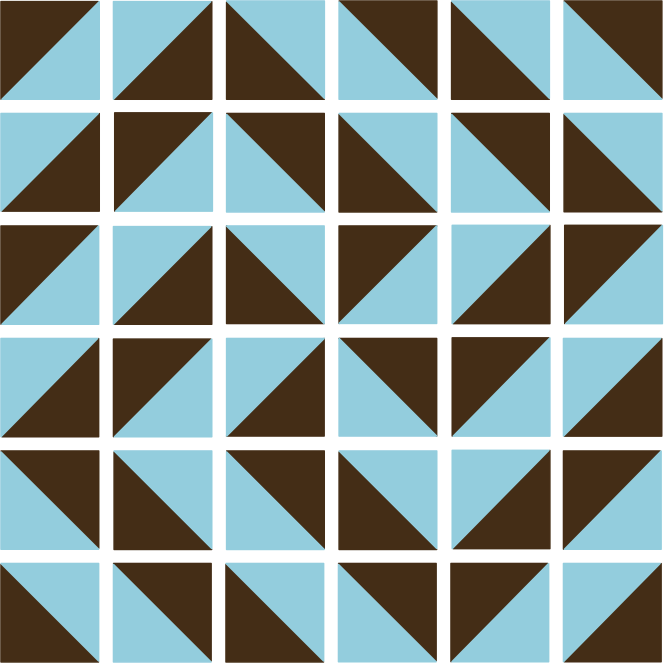 Рисунок для лоскутного покрывала-3