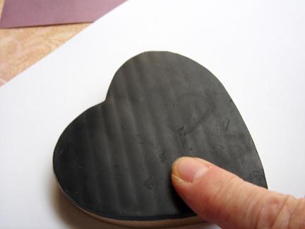 Шкатулка из полимерной глины-приклейте глину